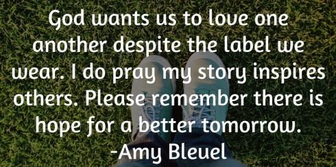 amy bleuel